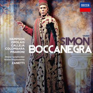 Album Verdi: Simon Boccanegra from Thomas Hampson
