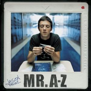 Jason Mraz的專輯Mr. A-Z