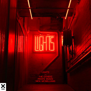 Album Lights from Nick McWilliams