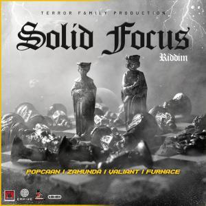 Album Solid Focus Riddim (Explicit) from Popcaan