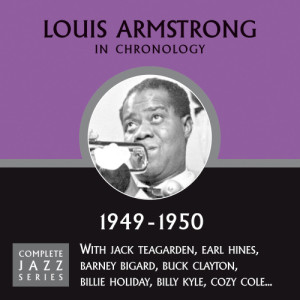 Louis Armstrong的專輯Complete Jazz Series 1949 - 1950