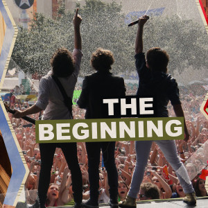 Album THE BEGINNING from Jonas Brothers