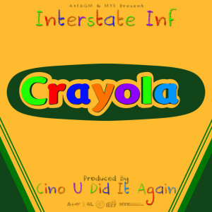 Album Crayola from Interstate Inf