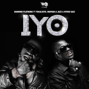 Album Iyo (feat. Focalistic, Mapara A Jazz, & Ntosh Gazi) from Diamond Platnumz