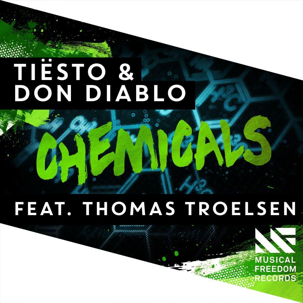 Chemicals (feat. Thomas Troelsen) [Extended Mix] 2015 Tiësto; Don Diablo