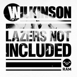 Album Lazers Not Included from Wilkinson