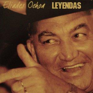 Album Leyendas from Eliades Ochoa