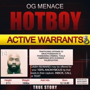 Album Hot Boy (feat. Moniqk) (Explicit) from OG Menace