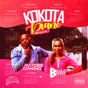 Album Kokota Piano (Amapiano Vol. 1) from KaygeeDaKing