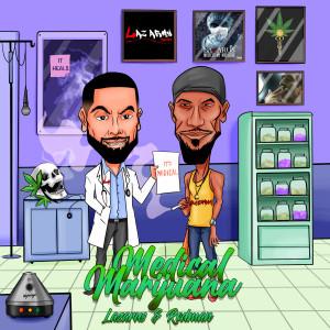 Album Medical Marijuana from Lazarus