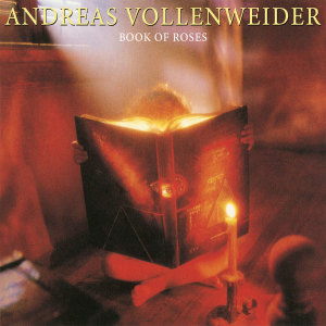Album Book of Roses from Andreas Vollenweider
