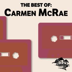 Album The Best Of: Carmen Mcrae from Carmen McRae