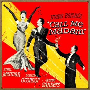 Album Call Me Madam from Donald O'Conner