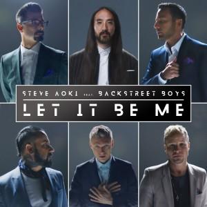 Backstreet Boys的專輯Let It Be Me