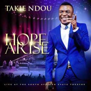 Album Hope Arise from Takie Ndou