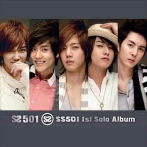 SS501的專輯獨唱精選