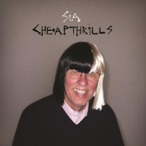 Sia的專輯Cheap Thrills