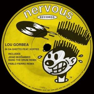 Album In Da Ghetto (feat. Koffee) from Lou Gorbea