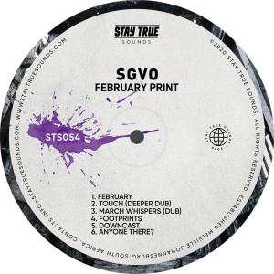 Album FebruaryPrint EP from SGVO