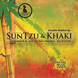 Album Sun Tzu & Khaki Double Riddim EP from Ras Attitude