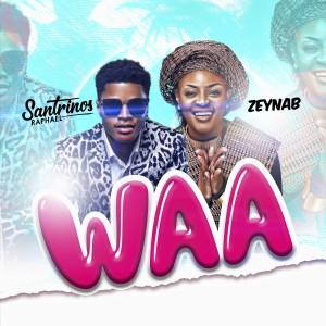 Album WAA from Zeynab