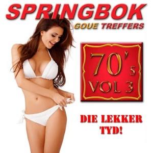Album Springbok Goue Treffers, Vol. 3 from Springbok Kunstenaars