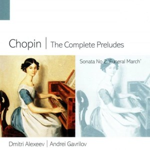 Dmitri Alexeev的專輯Chopin The Complete Preludes