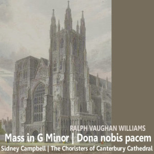 BBC Symphony Chorus的專輯Williams: Mass in G Minor, Dona nobis pacem
