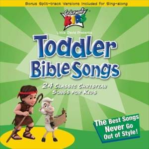Album Toddler Bible Songs from Cedarmont Kids