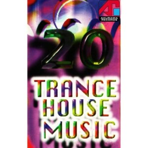 Album Trance House Music from Various Artists