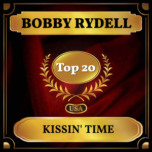Album Kissin' Time from Bobby Rydell