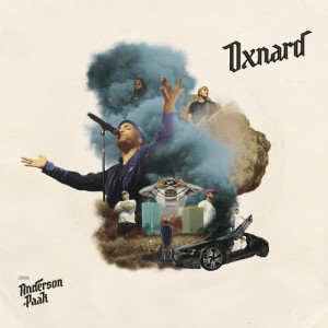 Album Oxnard (Explicit) from Anderson .Paak