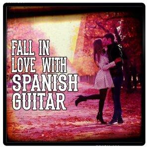 Album Fall in Love with Spanish Guitar from Romantica De La Guitarra