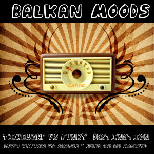 Album Balkan Moods from Various Artists