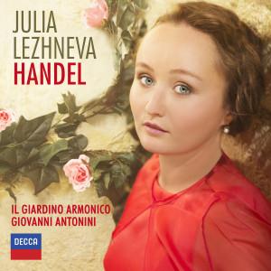 Album Julia Lezhneva - Handel from Julia Lezhneva