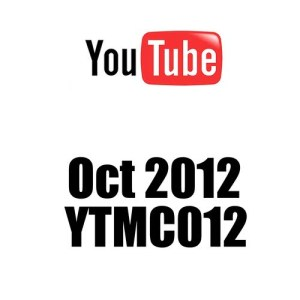 Album Youtube Music - One Media - Oct 2012 - Ytmc012 from YouTube Music Various