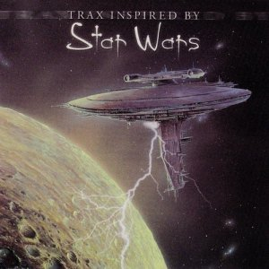Album Trax Inspired By Star Wars from Starlite Orchestra