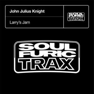Album Larry's Jam from John Julius Knight