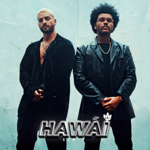 Album Hawái (Remix) from The Weeknd