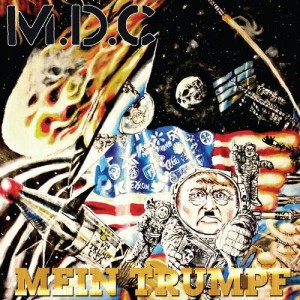 Album Mein Trumpf from MDC
