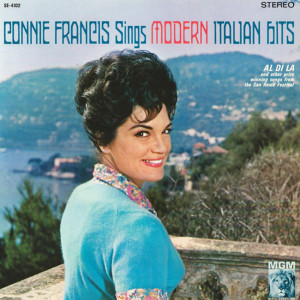 Album Connie Francis Sings Modern Italian Hits from Connie Francis