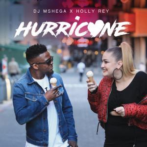 Album Hurricane from DJ Mshega