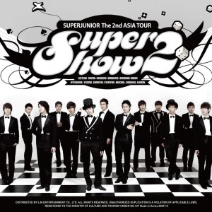 Super Junior的專輯The 2nd Asia Tour Concert Album 'Super Show 2'