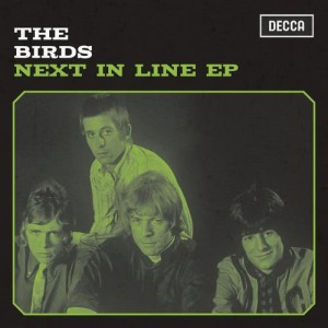 Album Next In Line - EP from The Birds