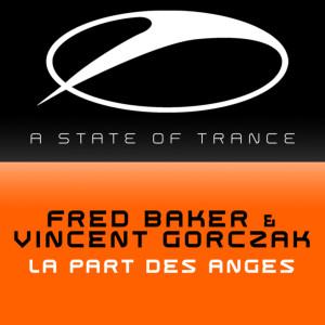 Album La Part des Anges from Fred Baker