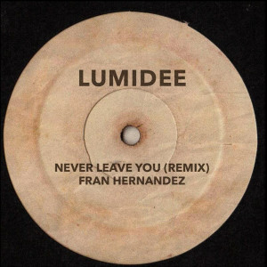 Album Never Leave You (Remix) from Lumidee