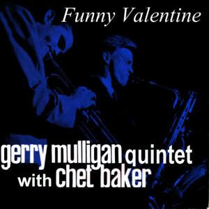 Album Funny Valentine from The Gerry Mulligan Quintet