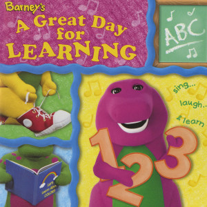 Album A Great Day for Learning from Barney