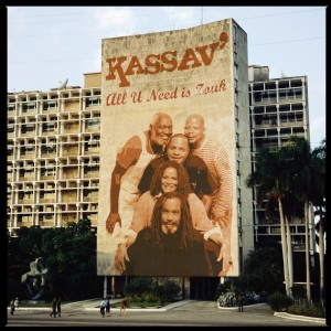 Album All U Need Is Zouk from Kassav'