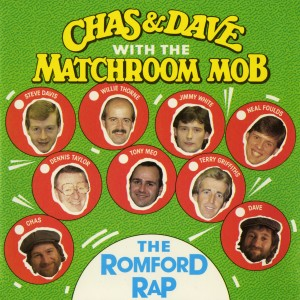 Album The Romford Rap from Chas & Dave